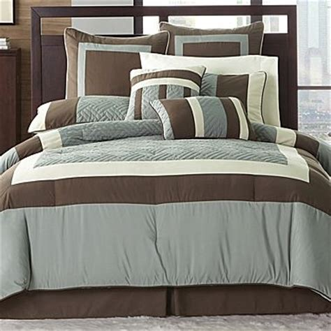 blue and brown bedding brown and blue bedding decor pinterest
