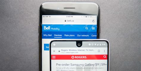 Bell Mobil canadian carriers prepare for major wireless reselling
