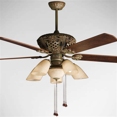 vintage ceiling fan with light vintage style ceiling fans promotion shopping for