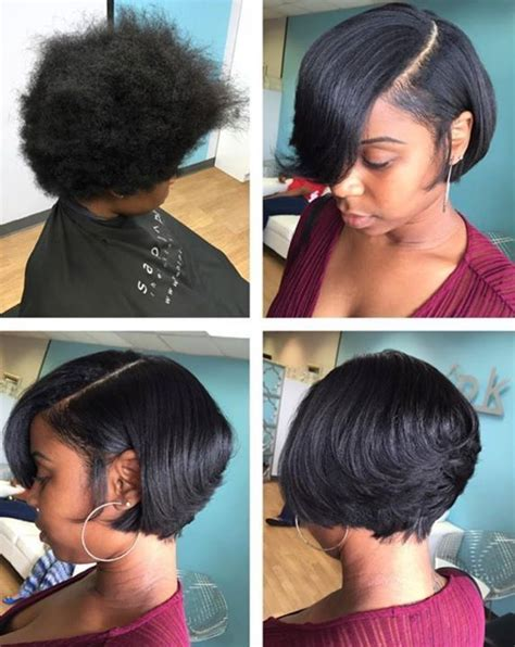 hair dye for relaxed hair beautiful the old and african 25 best ideas about relaxed hairstyles on pinterest