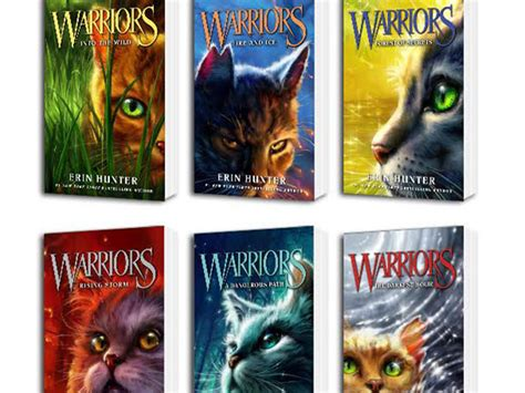 Novel Warriors kidscreen 187 archive 187 alibaba pictures picks up rights to warriors book series