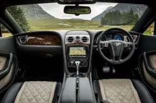 Bentley Continental Interior Bentley Continental Gt Interior Autocar