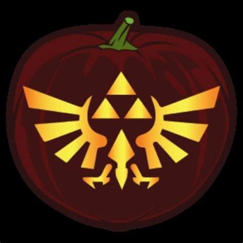 zelda pumpkin pattern pop culture pumpkin printables halloween costumes blog