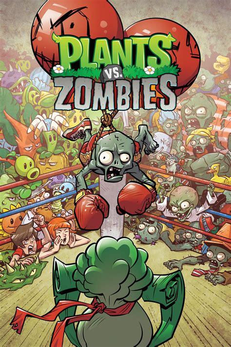 plants vs zombies volume 7 battle extravagonzo covers chan