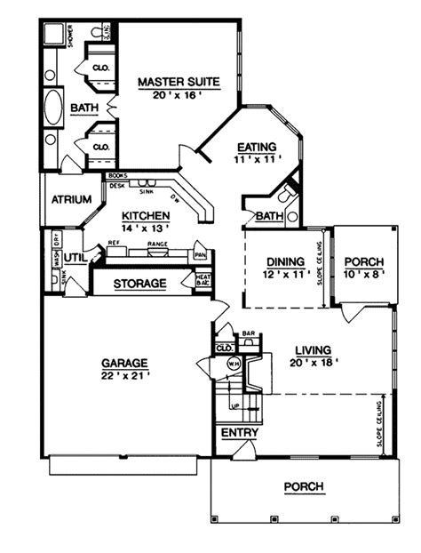 mil house plans hobson mill bungalow home plan 020d 0018 house plans and