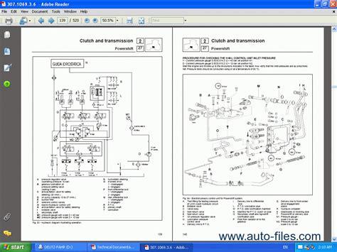 deutz engine wiring diagram deutz get free image about