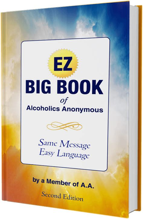 ez bid finally an updated version of the big book of aa for