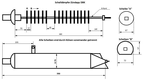 Motorrad Auspuff Gegendruck by Z 252 Ndapp Dbk 200
