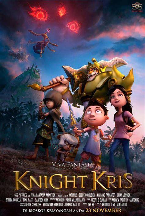 film action indonesia go internasional siap go internasional knight kris akan dirilis dalam