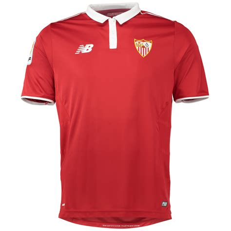 Shirts C 14 16 17 by Sevilla 16 17 New Balance Away Shirt 16 17 Kits