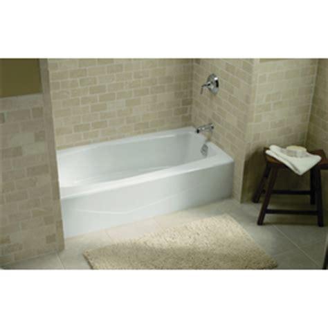 kohler villager bathtub shop kohler villager white cast iron rectangular skirted