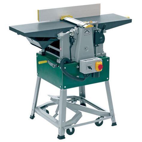 bench planer thicknesser record power pt260 planer thicknesser machine mart