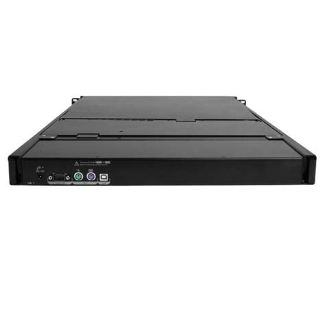 kvm rack drawer rack mount lcd console high resolution 17in with