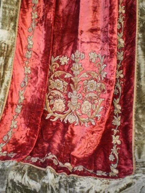 antique drapes 17 best images about antique drapes portieres on