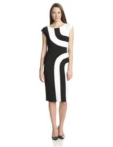 msk s cap sleeve geo color block dress summer clothes