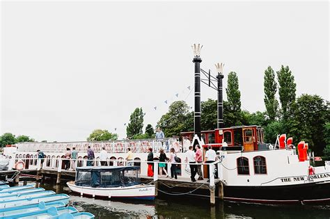 new orleans party boat an elegant wedding at hedsor house with moroccan traditions