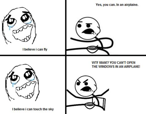 Cereal Spitting Meme - cereal guy meme by demonsxlr8 on deviantart