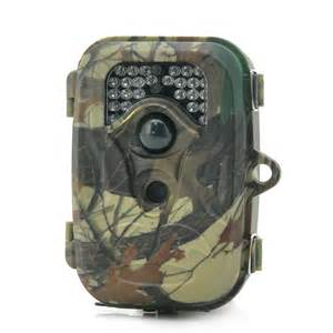 Rugged Ptz Camera Hunting Amp Game Camera With Motion Detection Pir Sensor