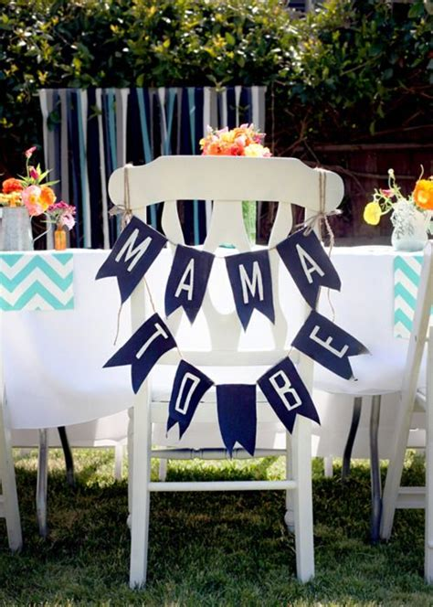 Diy Baby Shower Chair by 17 Best Images About Entertaining Baby Shower On