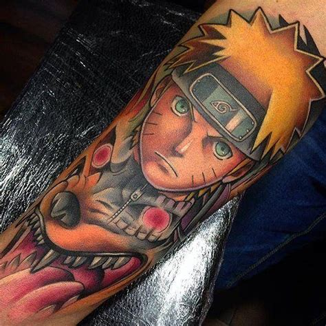 tattoo 3d naruto 21 amazing naruto tattoos that will blow you away