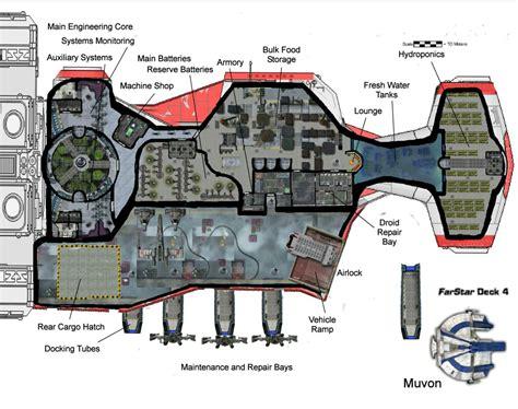 spaceship floor plan image result for star wars starship floor plans miss