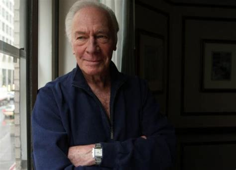 christopher plummer movie roles at 80 christopher plummer lands roles that are his cup of