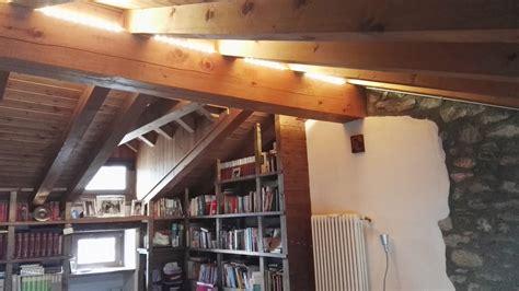 illuminazione mansarda illuminazione led casa lluminare a led una mansarda