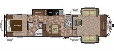 Montana Travel Trailer Floor Plans keystone community blog new front living room at popular