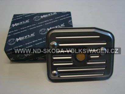 Volkswagen Golf S Automatickou Prevodovkou by Hydraulick 221 Filtr Pro Vozidla S Automatickou Převodovkou