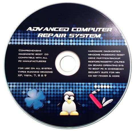 password reset xp boot cd ultra recovery boot password reset cd disc for windows xp