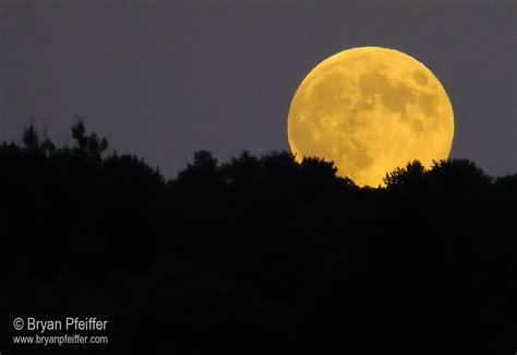 Moon Rising moon rising bryan pfeiffer