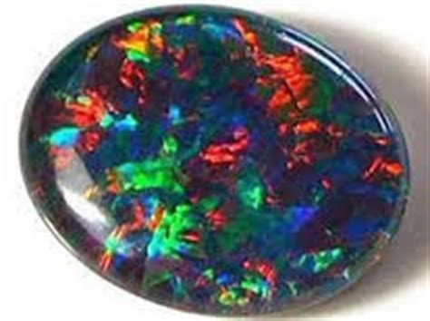 White Opal Alias Kalimaya kalimaya gemstone the rainbow travel destinations