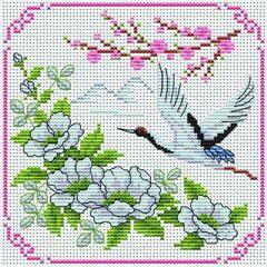 Kristik Pola Kain Ter Murah Cross Stitch 51 souvenir