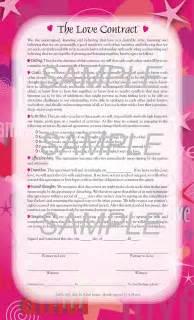 love contract andelino s weblog
