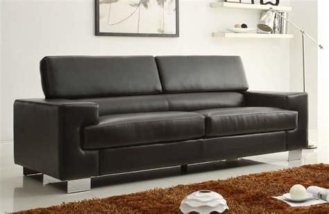 Bantal Sofa Vanderly Black 40 X 40 homelegance vernon sofa black bonded leather 9603blk 3 homelegancefurnitureonline