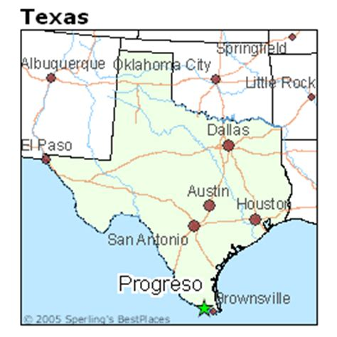 progreso texas map best places to live in progreso texas