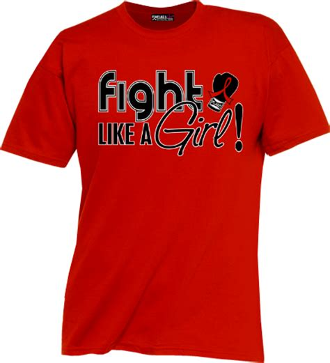 Tshirt Kaos I Fight Hiv Aids disease aids stroke t shirts by fight like a