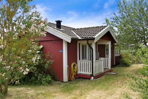 Little red cottage in Denmark   Small House Bliss