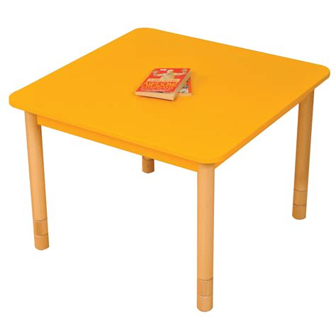 adjustable height square table 187 height adjustable square table
