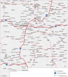 road map of arizona and new mexico map of new mexico cities new mexico road map