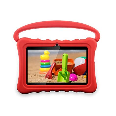 Tablet Beyond free shipping auto beyond tablet pc 7inch with handle silicone bluetooth display wifi