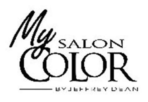 color by numbers salon my salon color by jeffrey dean trademark of kellsay inc