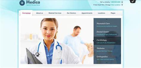 cara desain layout website cara desain design web rumah sakit