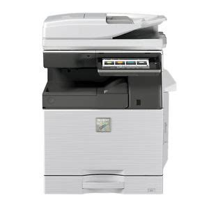 Sharp Mx 3570n Tabloid Color Copier Printer Scan Duplex
