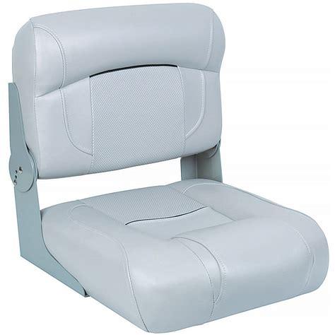 pontoon boat folding seats bass boat seats low back folding boat seats