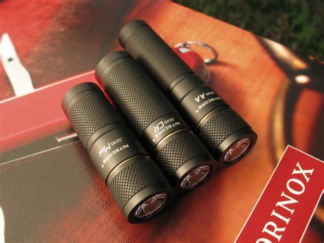 Nitecore Sens Cr Senter Led Cree Xp G R5 190 Lumens pictures nitecore sens series aa cr mini