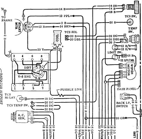 1973 corvette wiring diagram wiring diagram