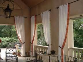 Black Metal Curtain Rods Curtain Top 10 Outdoor Patio Curtain Contemporary Styles
