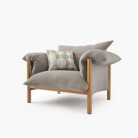 jardan wilfred sofa jardan wilfred chair 3d cgtrader