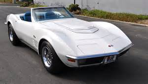 a 1970 corvette zr1 is ready to rumble at russo and